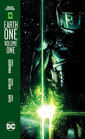 Green Lantern: Earth One  Tome 1