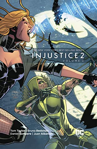 Injustice 2 (2017-2018) Tome 2