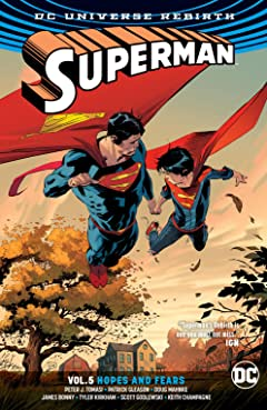 Superman (2016-) Vol. 5: Hopes and Fears