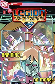 Legion of Super-Heroes in the 31st Century (2007-2009) #4