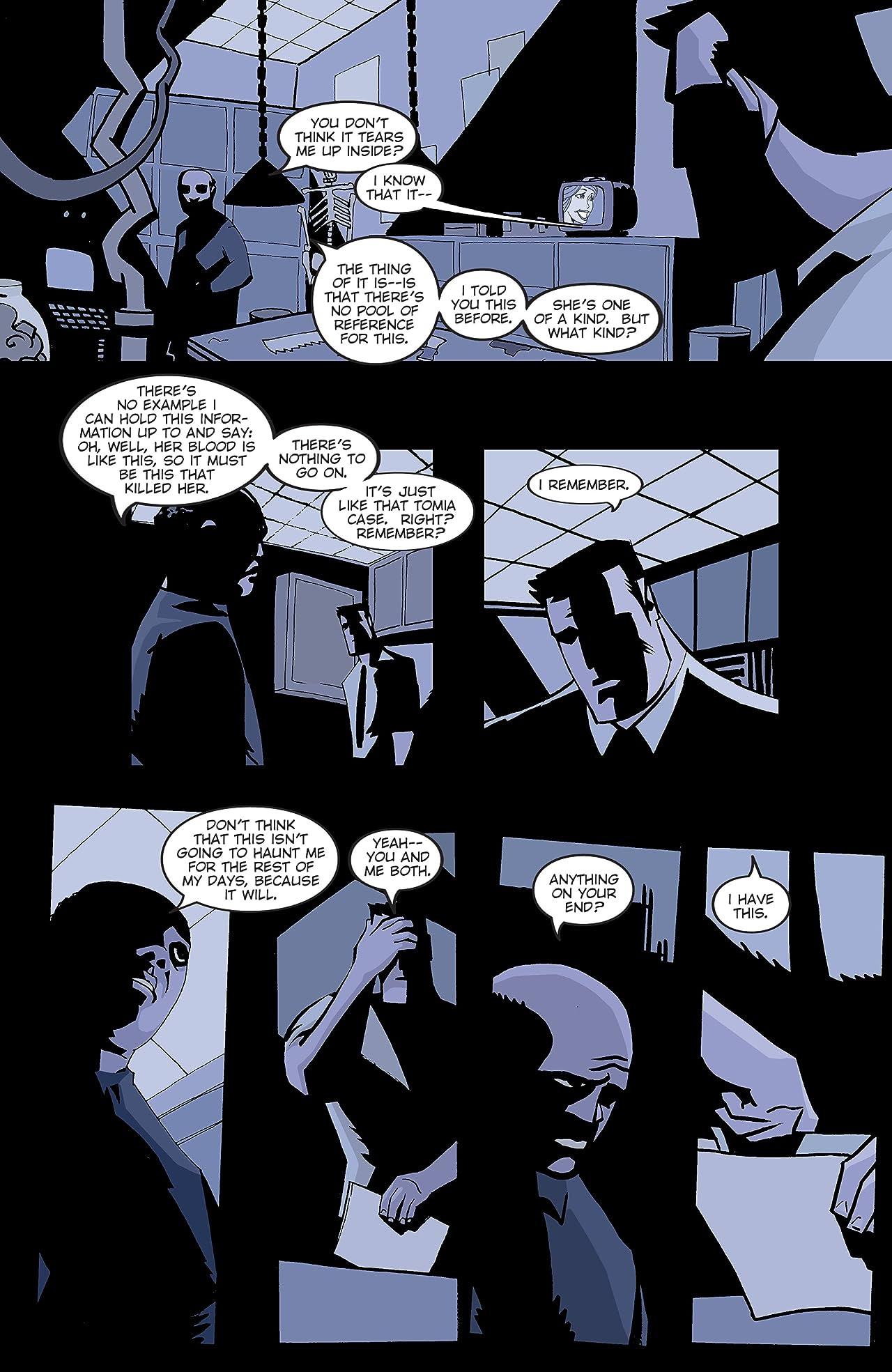Powers (2000-2004) #5