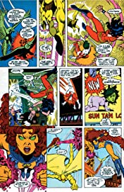 The New Teen Titans (1984-1996) #36
