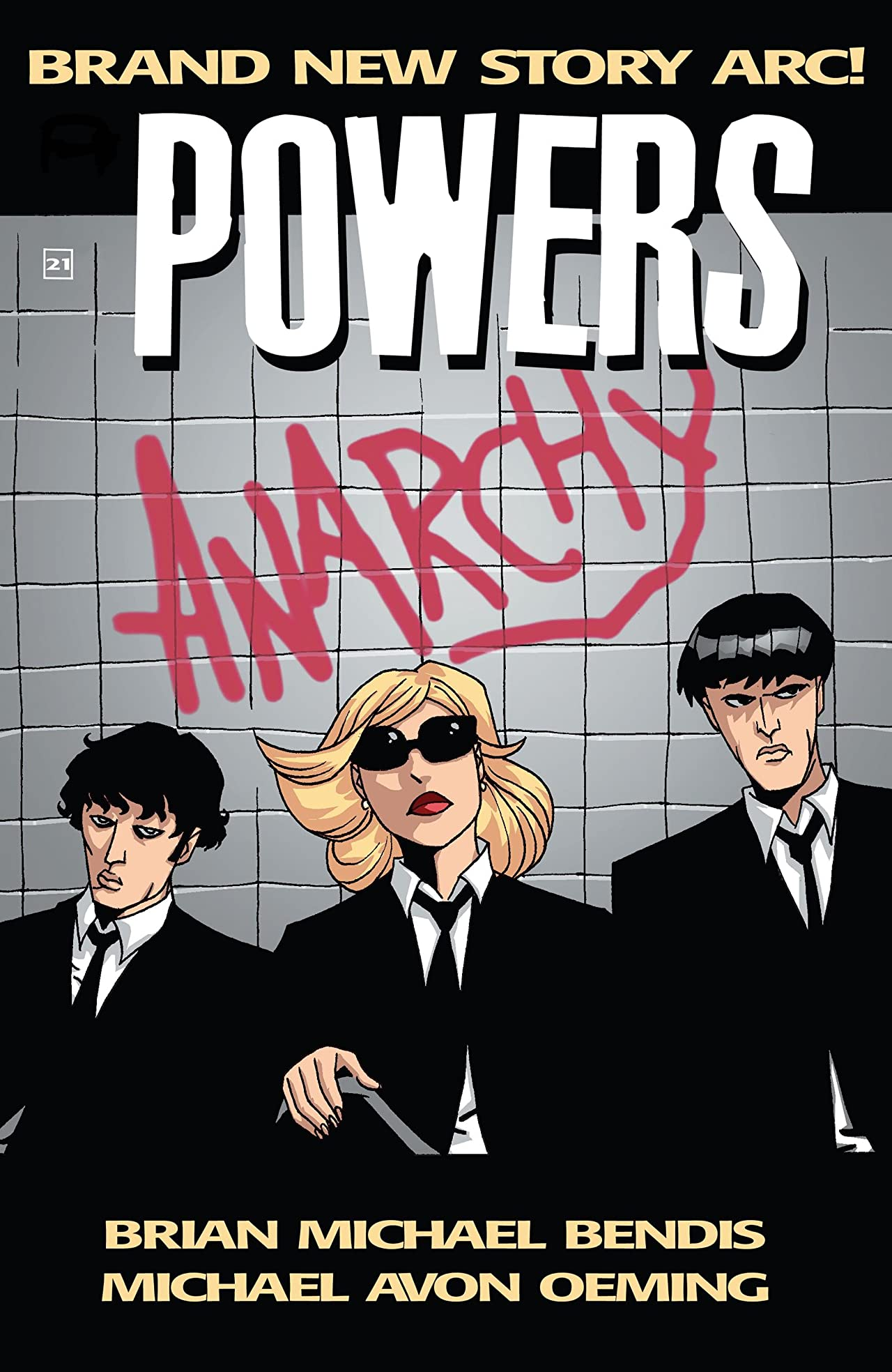 Powers (2000-2004) #21