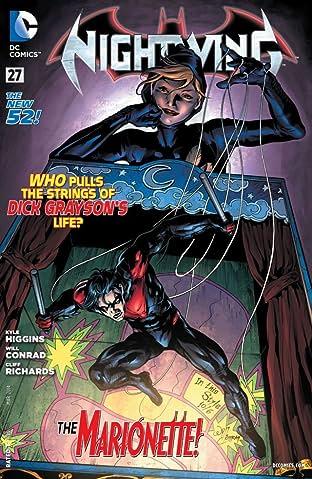 Nightwing (2011-2014) #27