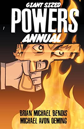 Powers (2000-2004) Annual #1