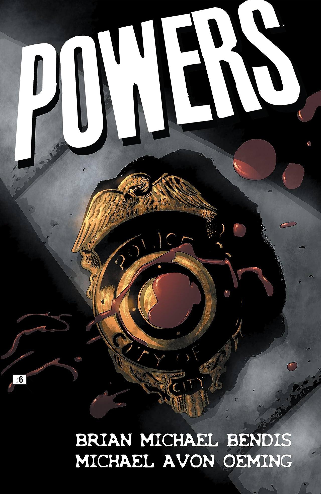 Powers (2004-2008) #6