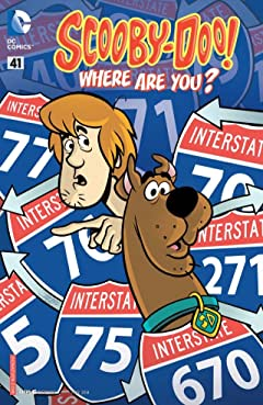Scooby-Doo, Where Are You? (2010-) No.41