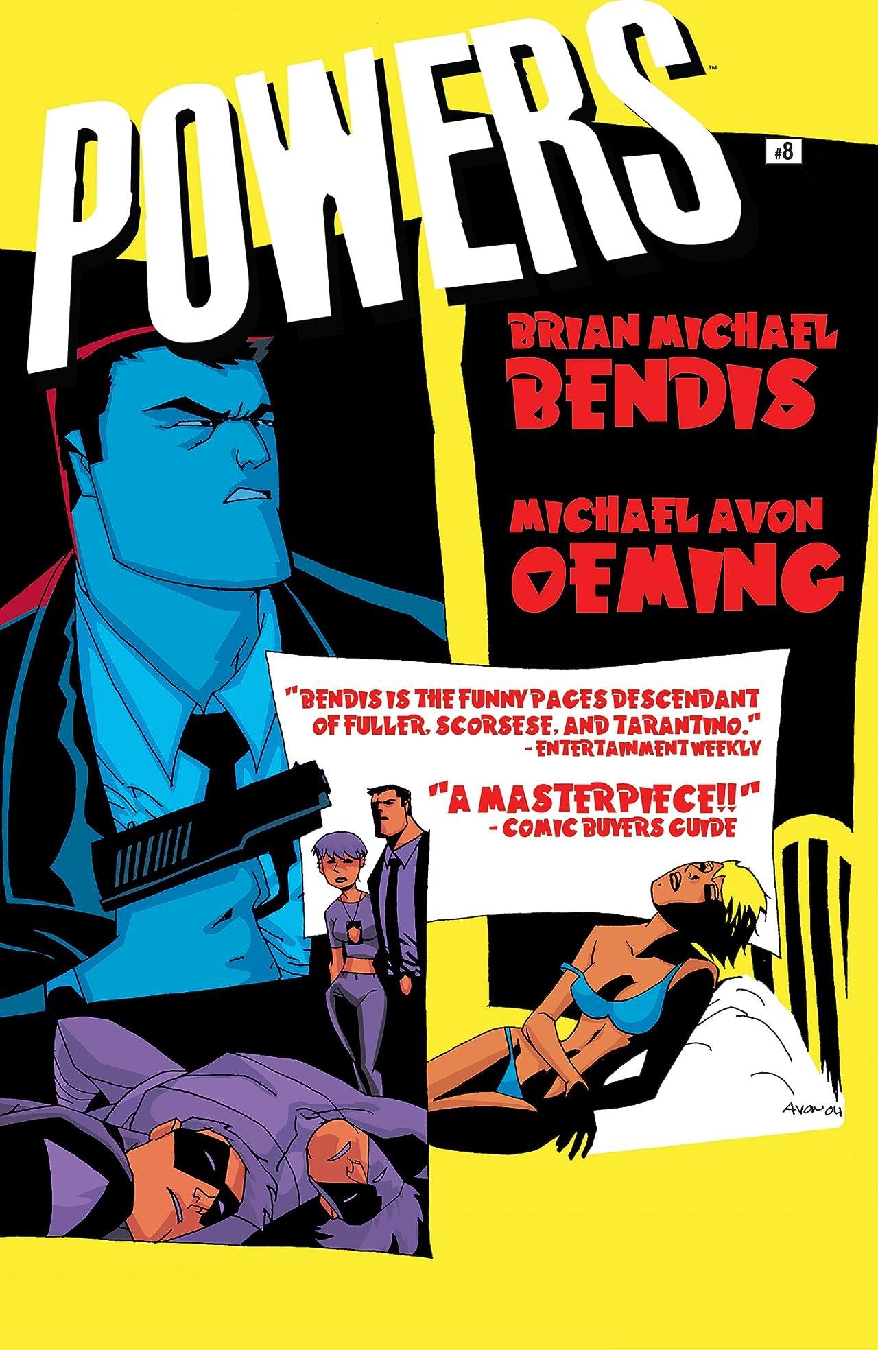 Powers (2004-2008) #8