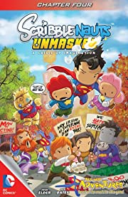 Scribblenauts Unmasked: A Crisis of Imagination #4