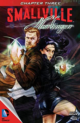 Smallville: Harbinger #3