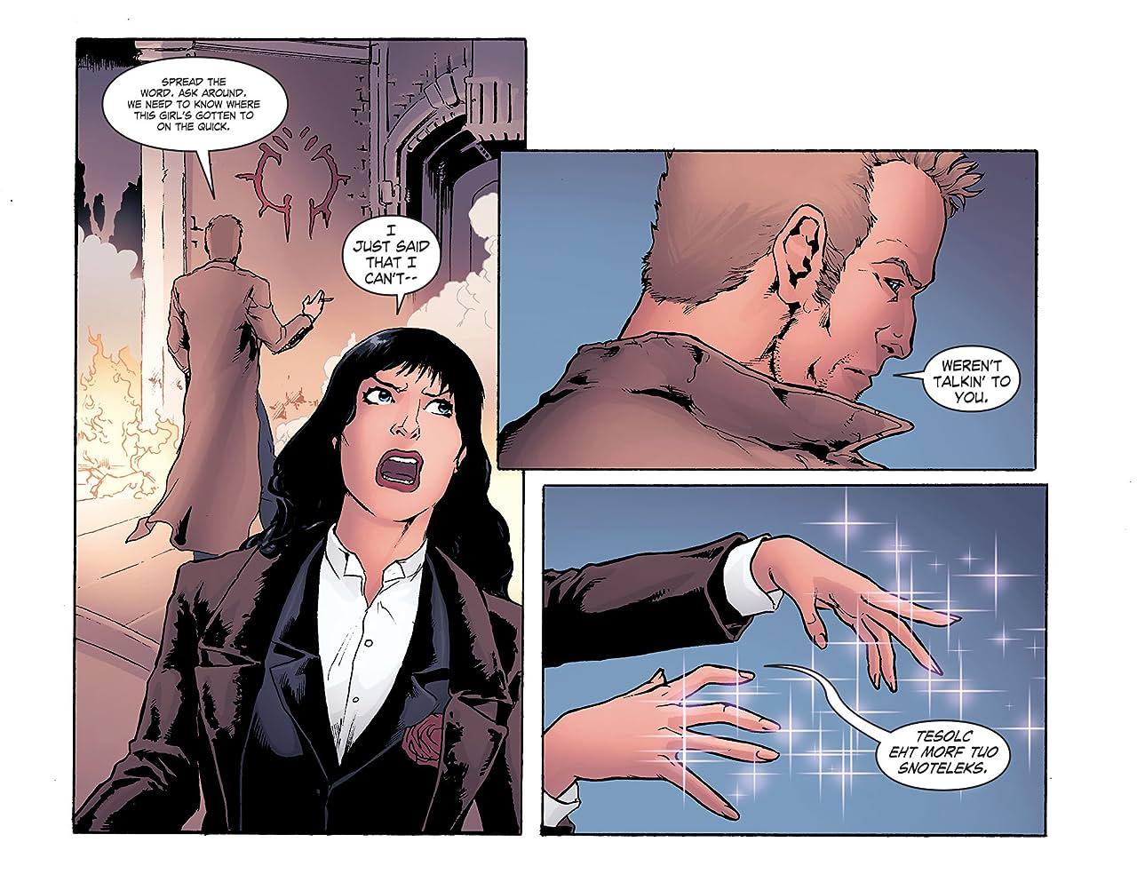 Smallville: Harbinger #3