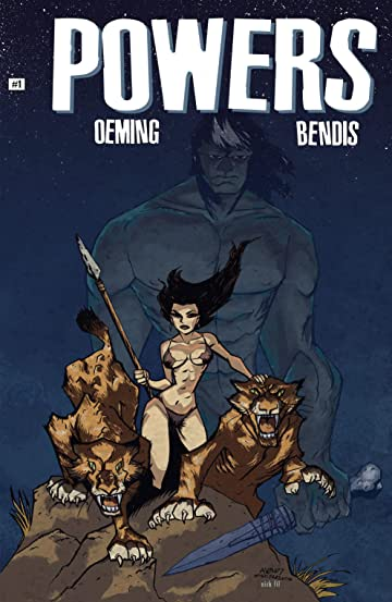 Powers (2004-2008) Annual #1