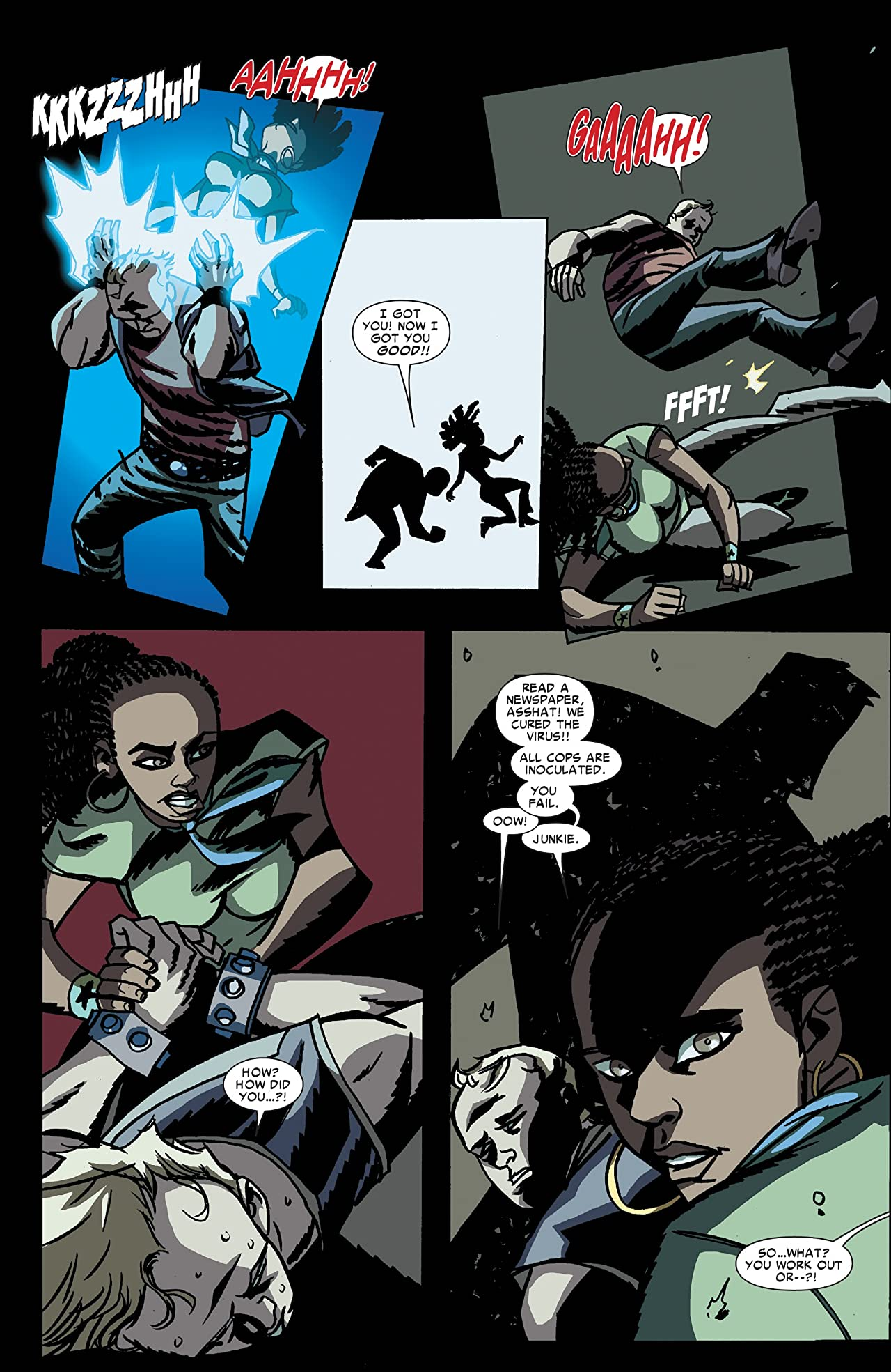 Powers (2009-2012) No.1
