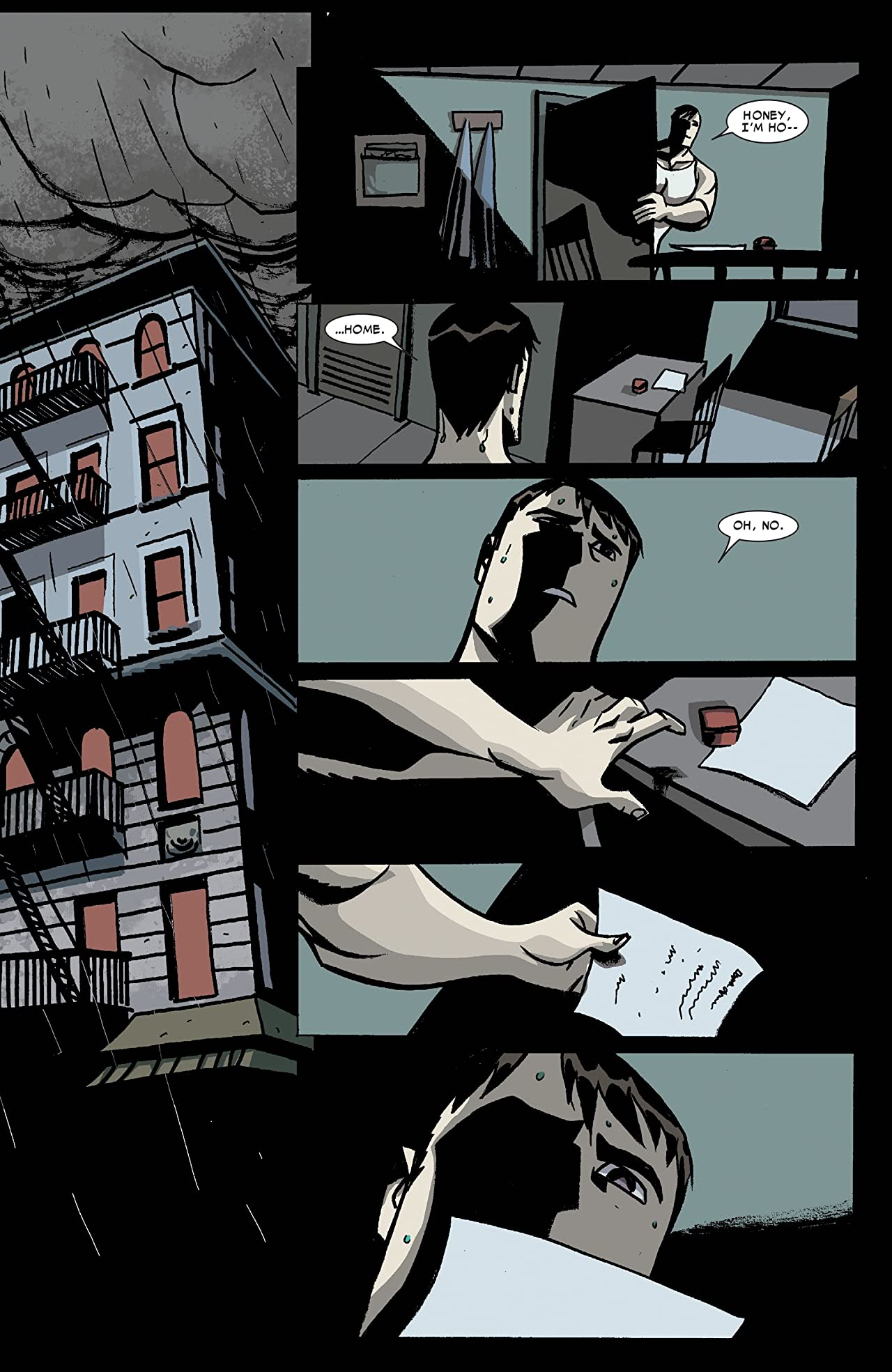 Powers (2009-2012) No.5