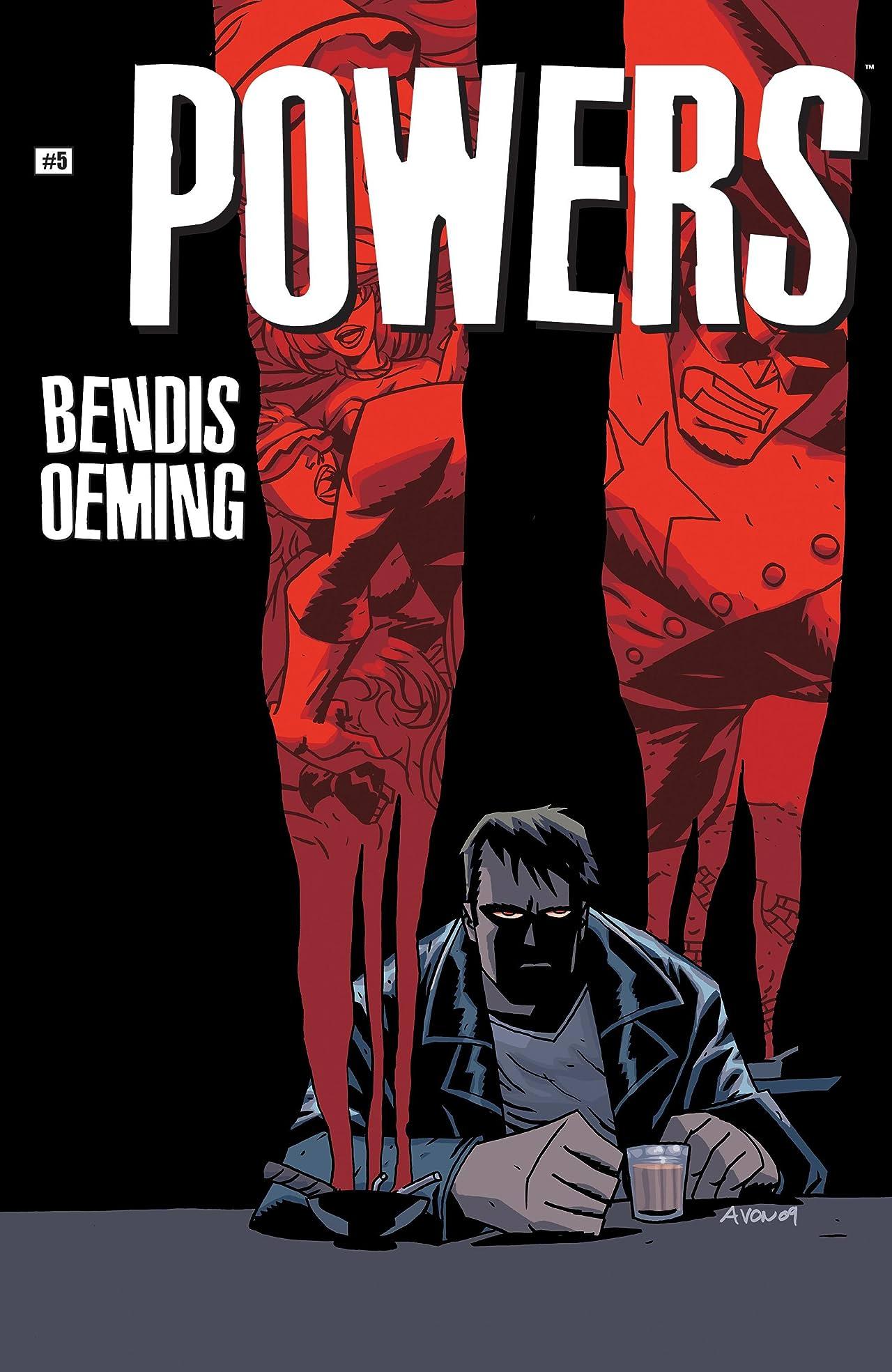 Powers (2009-2012) #5