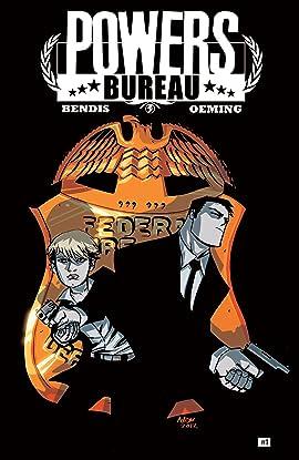 Powers: Bureau (2013-2014) #1