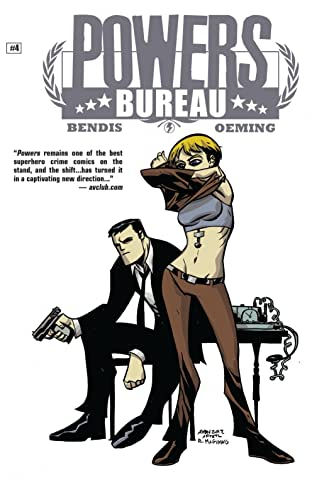 Powers: Bureau (2013-2014) #4