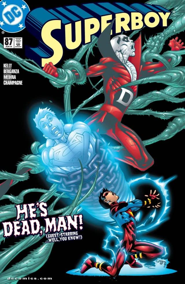 Superboy (1994-2002) #87