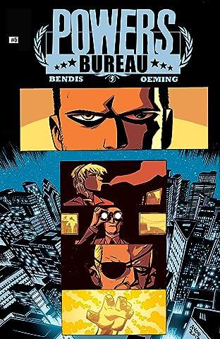 Powers: Bureau (2013-2014) #5