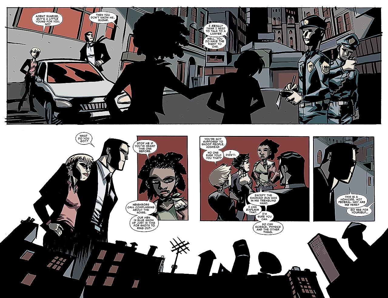 Powers: Bureau (2013-2014) #7