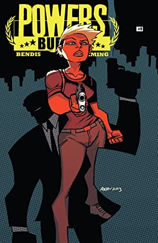 Powers: Bureau (2013-2014) #9