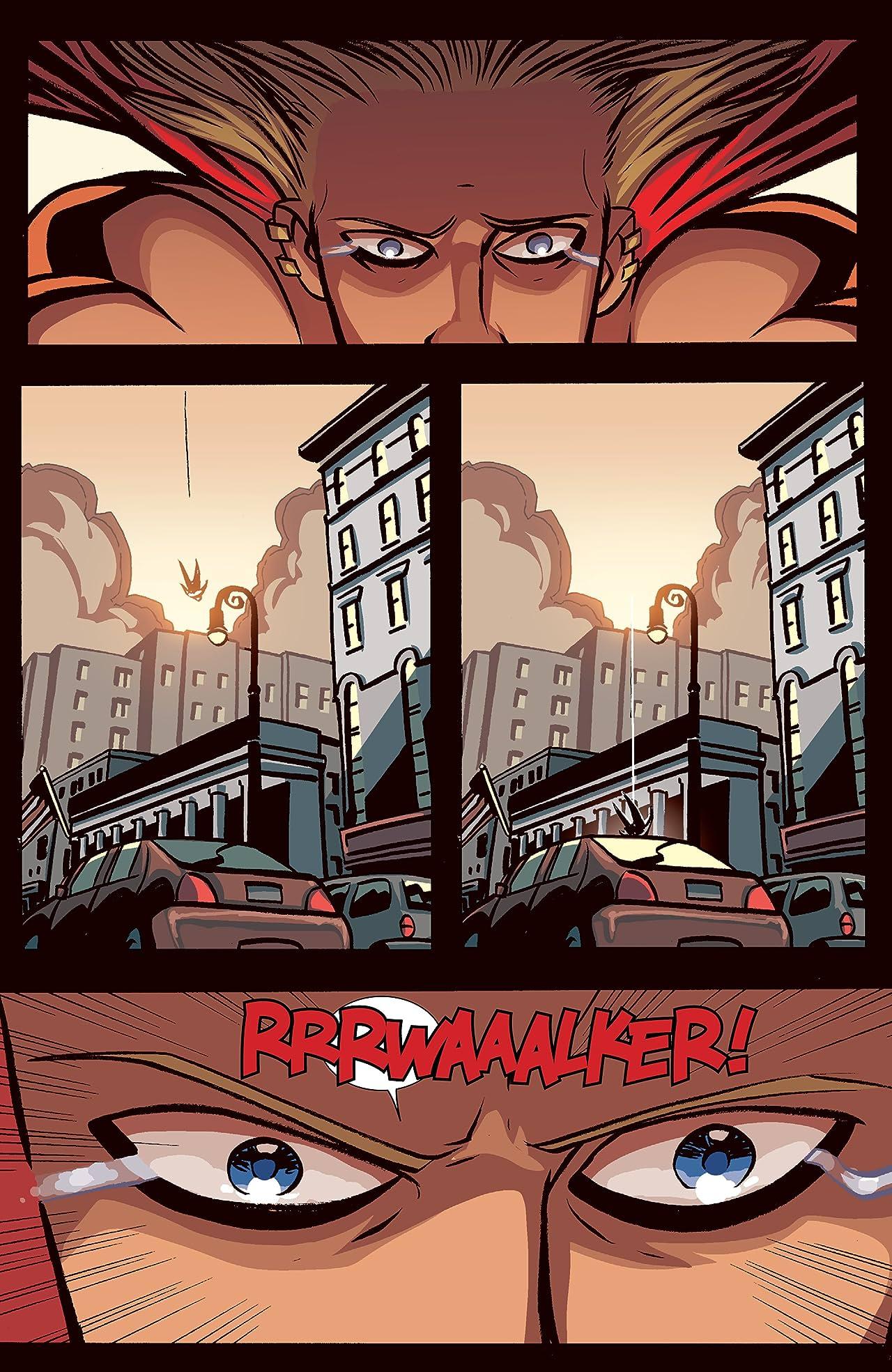 Powers: Bureau (2013-2014) #12