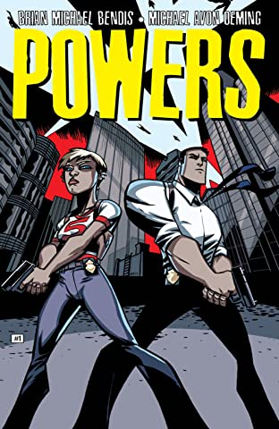 Powers (2015-) No.1