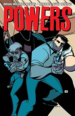 Powers (2015-) No.2