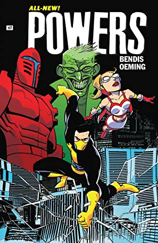 Powers (2015-) No.7