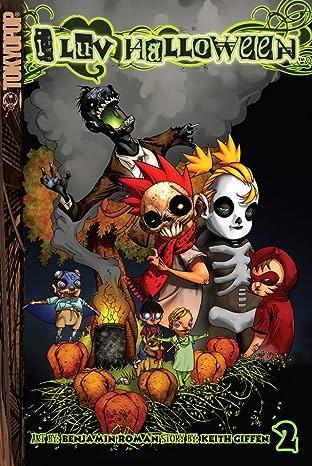I Luv Halloween Vol. 2