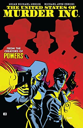 The United States of Murder Inc. (2014-2015) #6