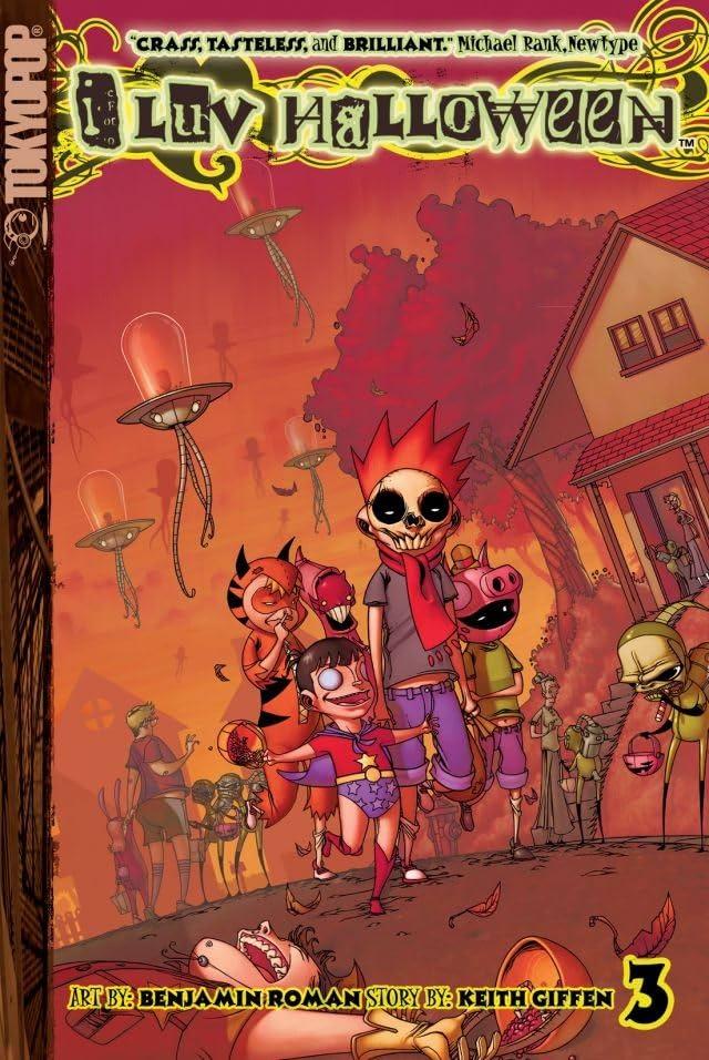 I Luv Halloween Vol. 3