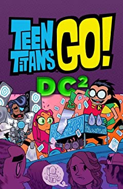 Teen Titans Go! (2013-) #3