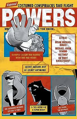 Powers (2000-2004) Vol. 3: Little Deaths
