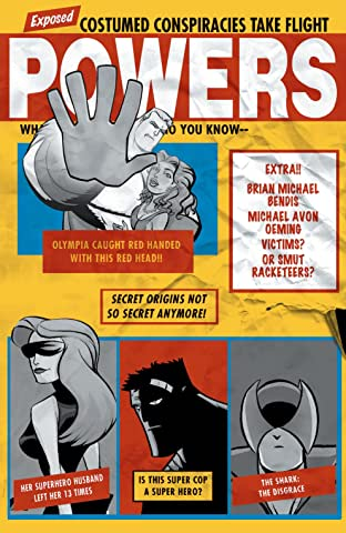 Powers (2000-2004) Tome 3: Little Deaths