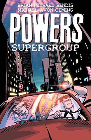 Powers (2000-2004) Tome 4: Supergroup