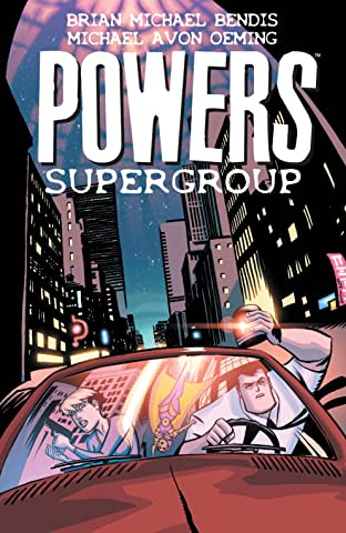 Powers (2000-2004) Vol. 4: Supergroup