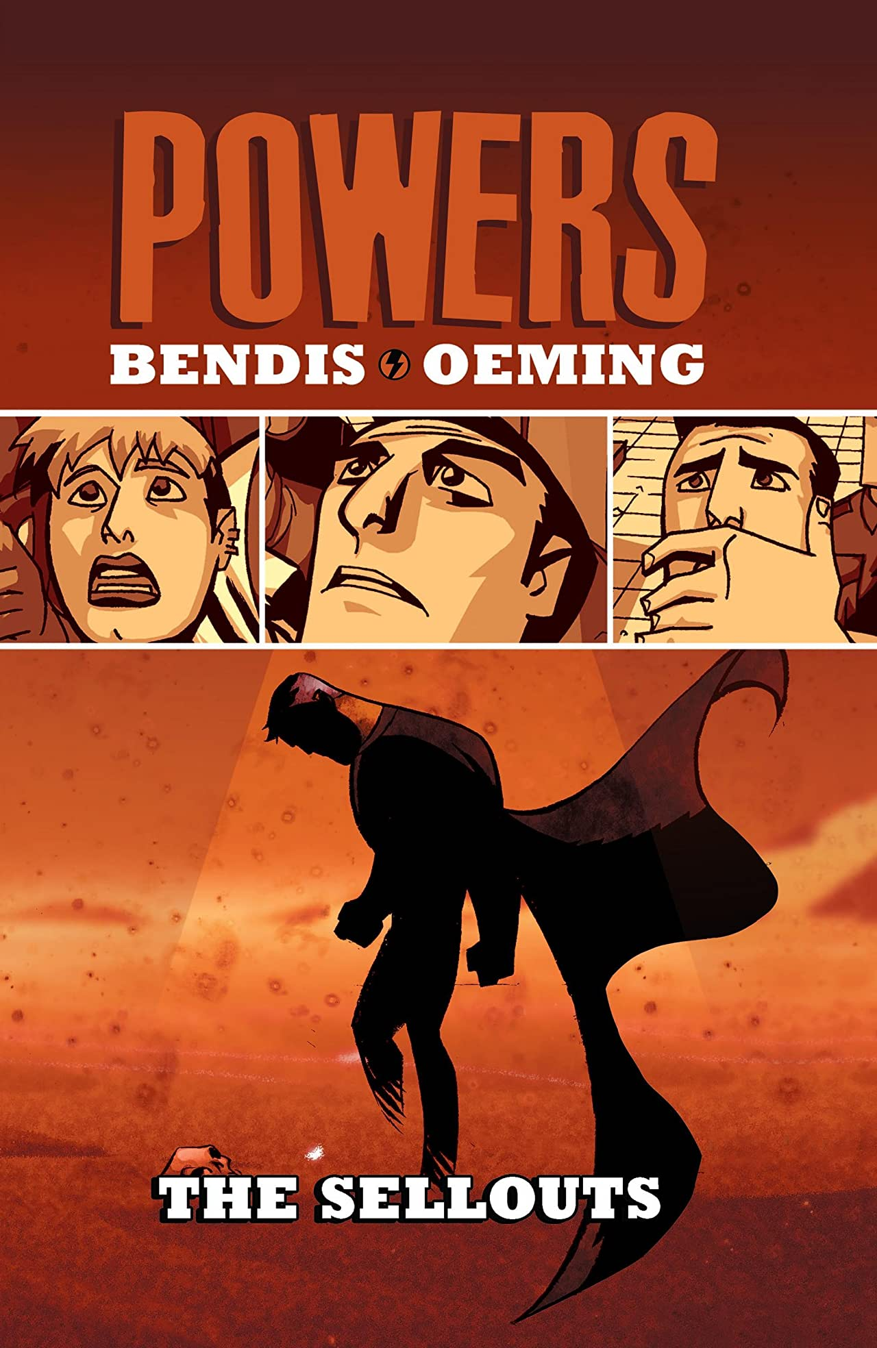 Powers (2000-2004) Vol. 6: The Sellouts