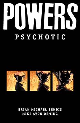 Powers (2004-2008) Vol. 9: Psychotic