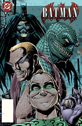 The Batman Chronicles (1995-2001) #3