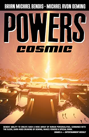 Powers (2004-2008) Vol. 10: Cosmic