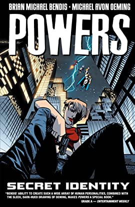 Powers (2004-2008) Vol. 11: Secret Identity