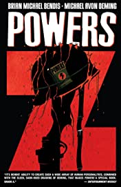 Powers (2009-2012) Tome 13: Z