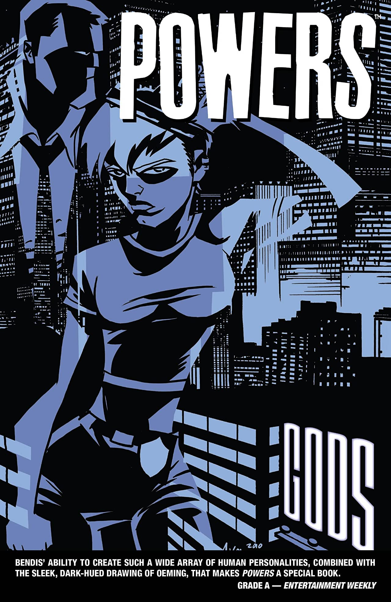 Powers (2009-2012) Tome 14: Gods