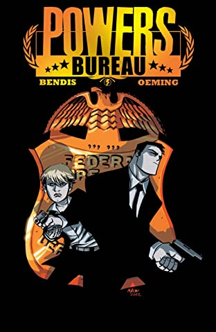 Powers: Bureau (2013-2014) Tome 1: Undercover
