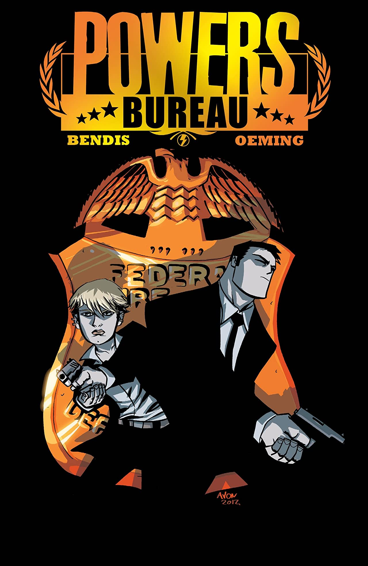 Powers: Bureau (2013-2014) Vol. 1: Undercover