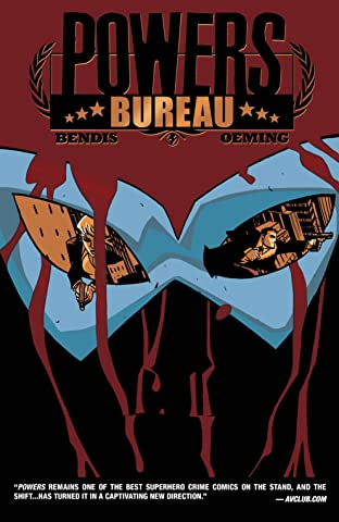 Powers: Bureau (2013-2014) Tome 2: Icons