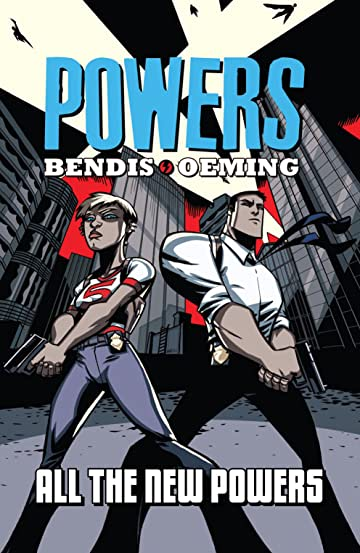 Powers(2015-) Vol. 1: All The New Powers
