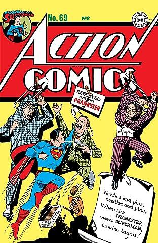 Action Comics (1938-2011) #69