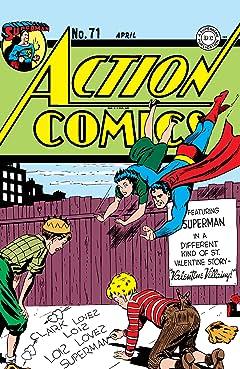 Action Comics (1938-2011) #71